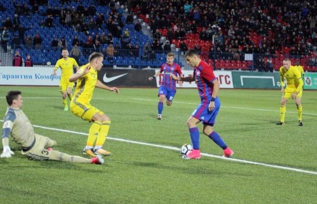 «Ростов» проиграл «СКА-Хабаровску» вматче 12-го тура РФПЛ
